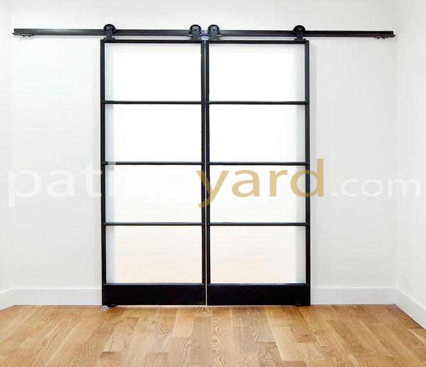 and ship sliding styles doors iron steel custom barns image barn glass door made with warehouse