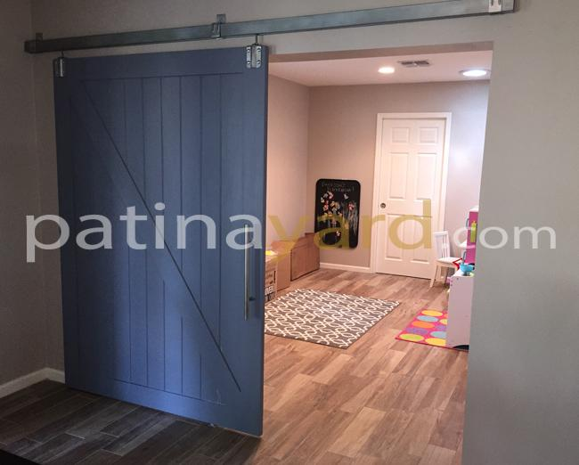 Custom Shaker Barn Doors Of All Types And Styles Shipped
