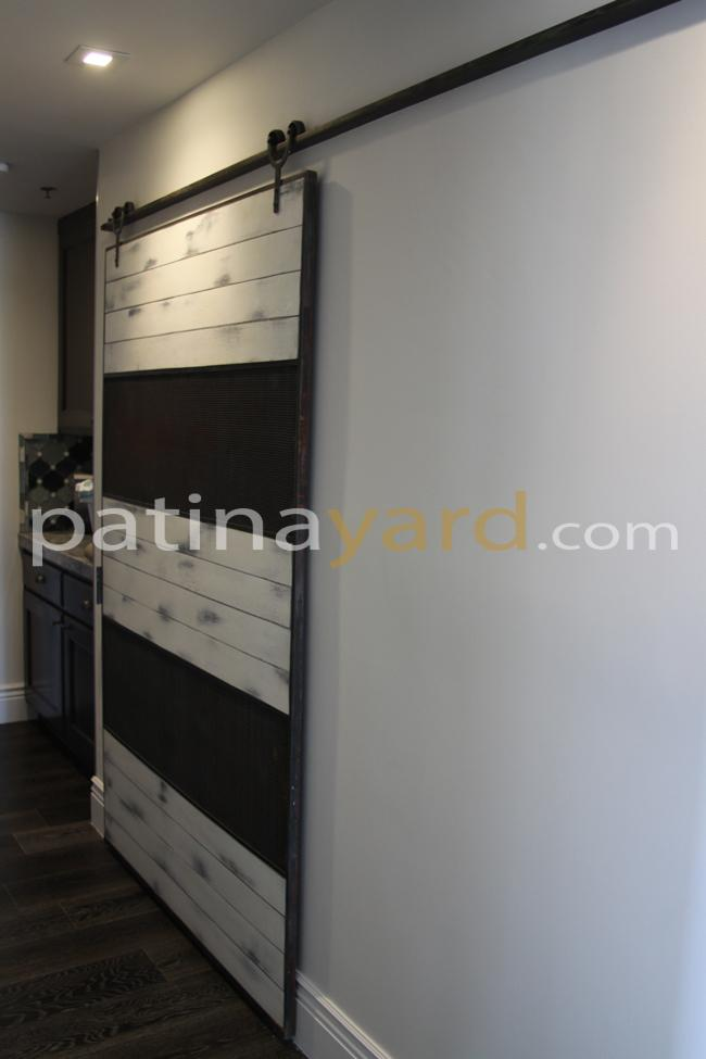 Custom Contemporary Sliding Barn Doors Custom Design