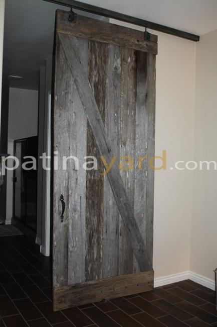 custom barn doors of all types and styles shipped anywhere With barn door wood type