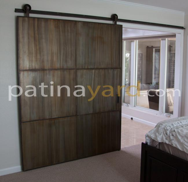custom barn doors of all types and styles shipped anywhere. Black Bedroom Furniture Sets. Home Design Ideas