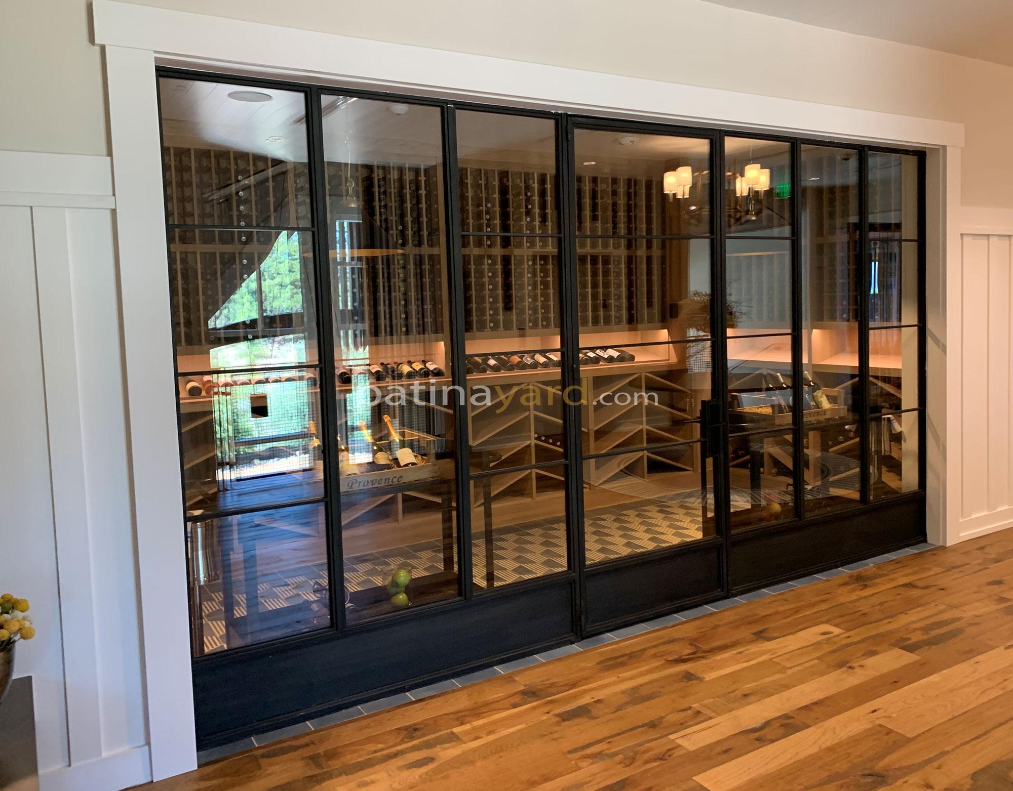 Custom Steel and Glass Windows and Doors