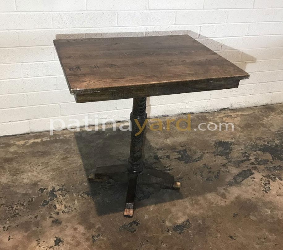 Pub pedestal table
